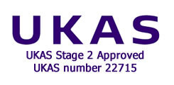 UKAS Stage 2 Approved